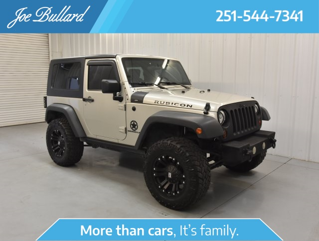 Pre-Owned 2007 Jeep Wrangler Rubicon