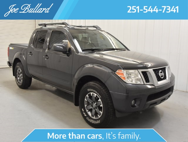 Pre-Owned 2015 Nissan Frontier PRO