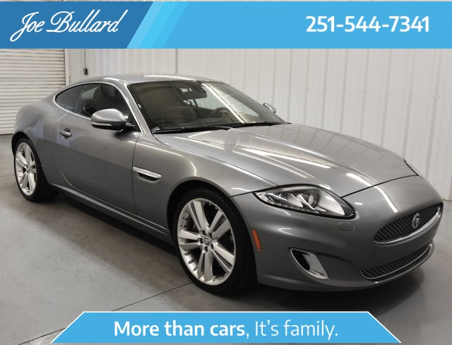 Pre-Owned 2012 Jaguar XK Base