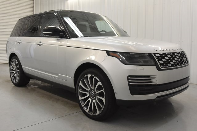 New 2018 Land Rover Range Rover 5.0L V8 Supercharged