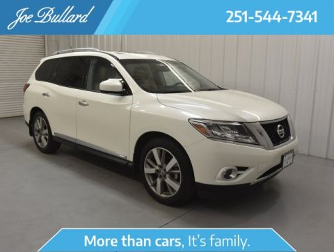 Pre-Owned 2016 Nissan Pathfinder Platinum