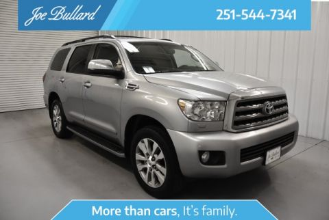 Pre-Owned 2014 Toyota Sequoia Limited
