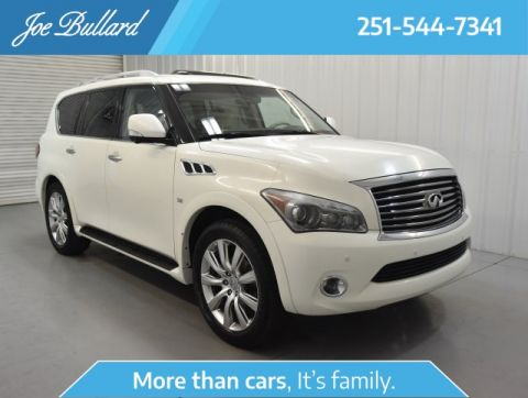 Pre-Owned 2014 INFINITI QX80 Base