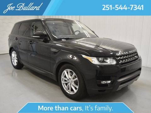 Pre-Owned 2016 Land Rover Range Rover Sport SE